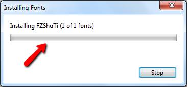 Cách cài đặt thêm font vào photoshop online