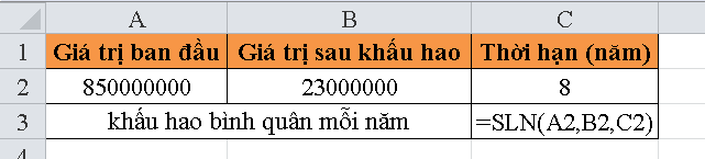 cach-su-dung-ham-sln-trong-excel-1