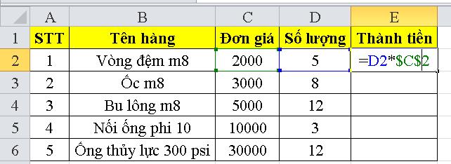 cach-dan-copy-cong-thuc-trong-excel-3