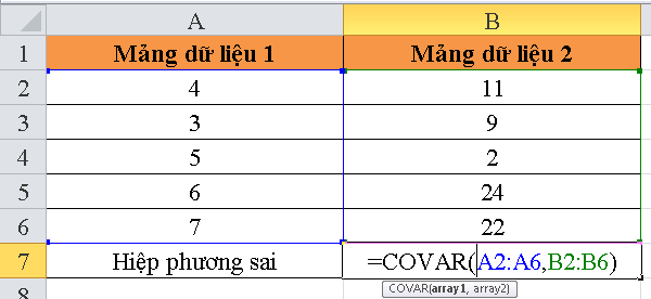 cach-su-dung-ham-COVAR-trong-excel-2