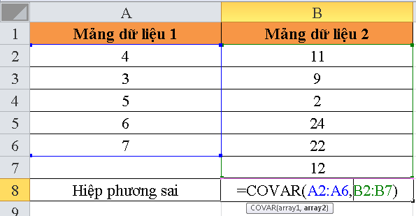 cach-su-dung-ham-COVAR-trong-excel-4