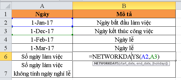 cach-su-dung-ham-NETWORKDAYS-trong-excel-1