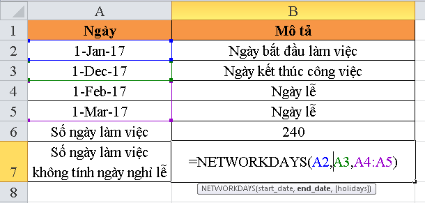 cach-su-dung-ham-NETWORKDAYS-trong-excel-3