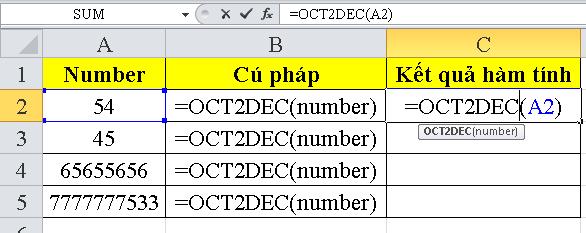 cach-su-dung-ham-OCT2DEC-trong-excel-1