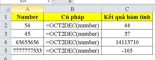 cach-su-dung-ham-OCT2DEC-trong-excel-3
