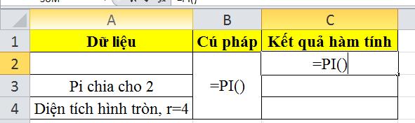 cach-su-dung-ham-PI-trong-excel-1