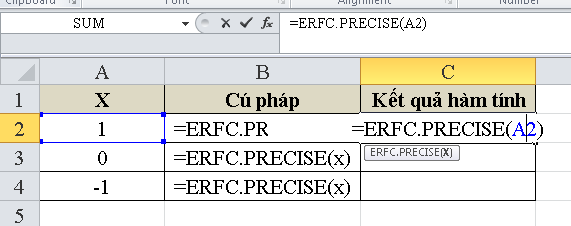 cach-su-dung-ham-ERFC.PRECISE-trong-excel-1