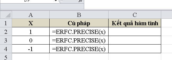 cach-su-dung-ham-ERFC.PRECISE-trong-excel
