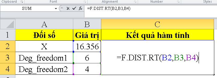 cach-su-dung-ham-F.DIST.RT-trong-excel-1