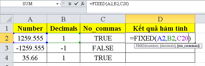 cach-su-dung-ham-FIXED-trong-excel-1