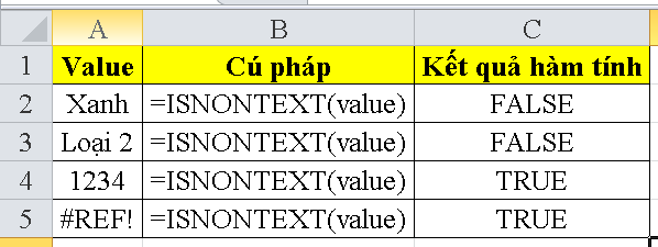 cach-su-dung-ham-ISNONTEXT-trong-excel-3