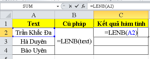cach-su-dung-ham-LENB-trong-excel-1