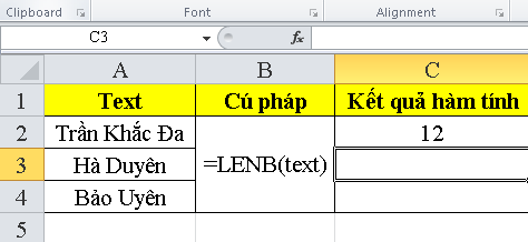 cach-su-dung-ham-LENB-trong-excel-2