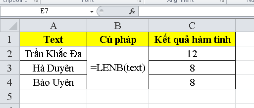 cach-su-dung-ham-LENB-trong-excel-3