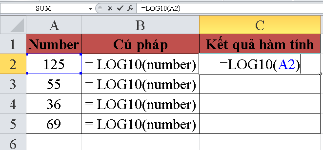 cach-su-dung-ham-LOG10-trong-excel-1