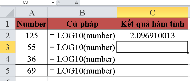 cach-su-dung-ham-LOG10-trong-excel-2