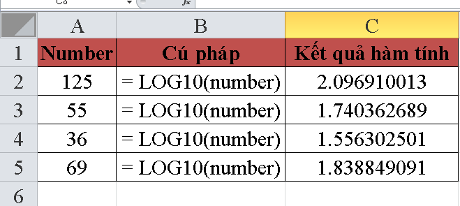 cach-su-dung-ham-LOG10-trong-excel-3