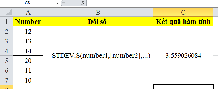 cach-su-dung-ham-STDEV.S-trong-excel-2