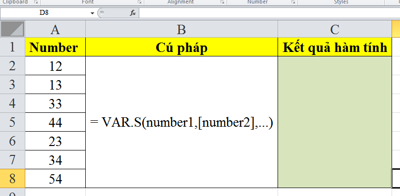 cach-su-dung-ham-VAR.S-trong-excel-2