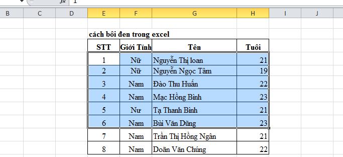 cach-boi-den-trong-excel-5