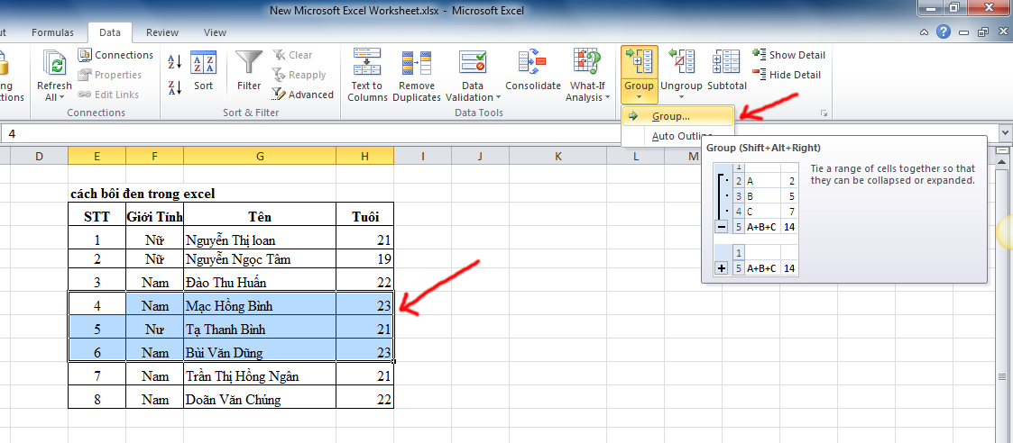 cach-group-trong-excel-1