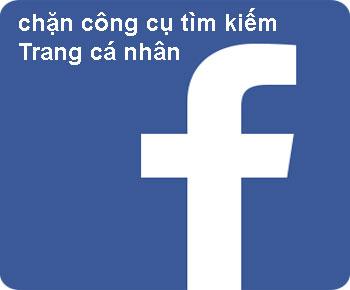 Cách chặn trang các nhân trên công cụ tìm kiếm facebook