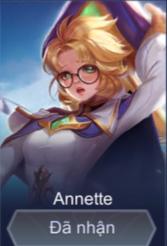 Cách chơi lên đồ cùng bảng ngọc phù hiệu cho Annette mùa 11
