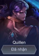 Cách chơi lên đồ cùng bảng ngọc phù hiệu cho Quillen mùa 11