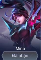 Cách chơi lên đồ cùng bảng ngọc phù hiệu cho Mina mùa 11