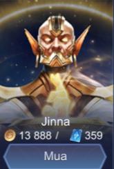 Cách chơi lên đồ cùng bảng ngọc phù hiệu cho Jinna mùa 11