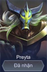 Cách chơi lên đồ bảng ngọc cùng phù hiệu cho preyta mùa 11