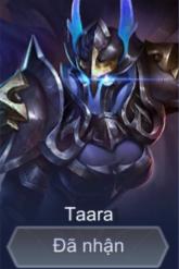 Cách chơi lên đồ cùng bảng ngọc cho Taara mùa 11