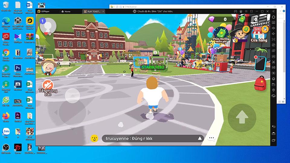 Cách tải game play together trên máy tính không cần phải vào ch play