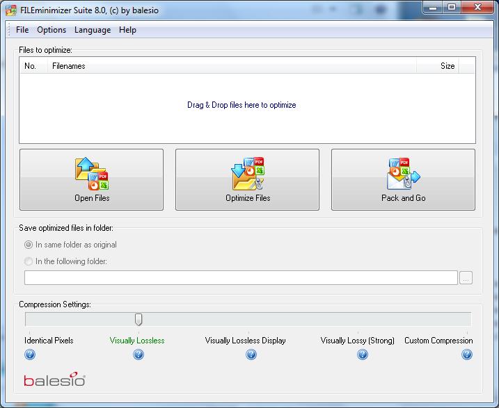 Hướng dẫn tải và cài đặt phần mềm FILEminimizer giảm dung lượng file pdf