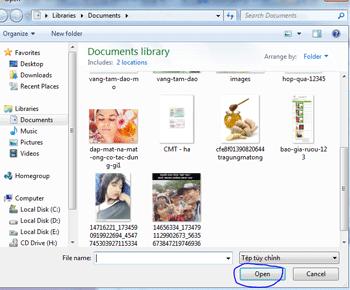 Hướng dẫn cách bạn định kèm hình ảnh, thêm tập tin vào trong gmail