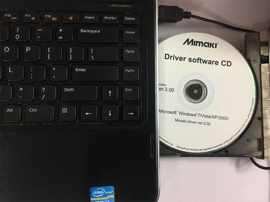Cách mở đĩa trên máy tính