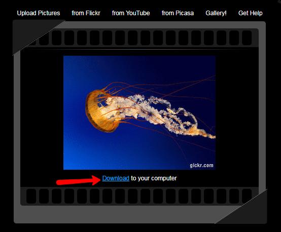 Hướng dẫn tạo ảnh động, làm ảnh động online