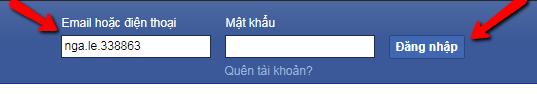 cách xem tên đăng nhập facebook của người khác