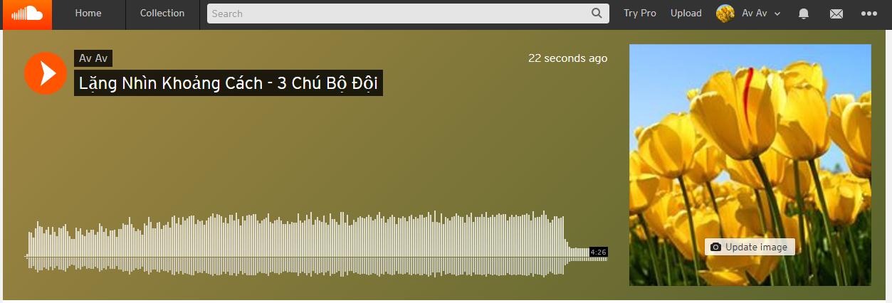 Cách up nhạc lên soundcloud