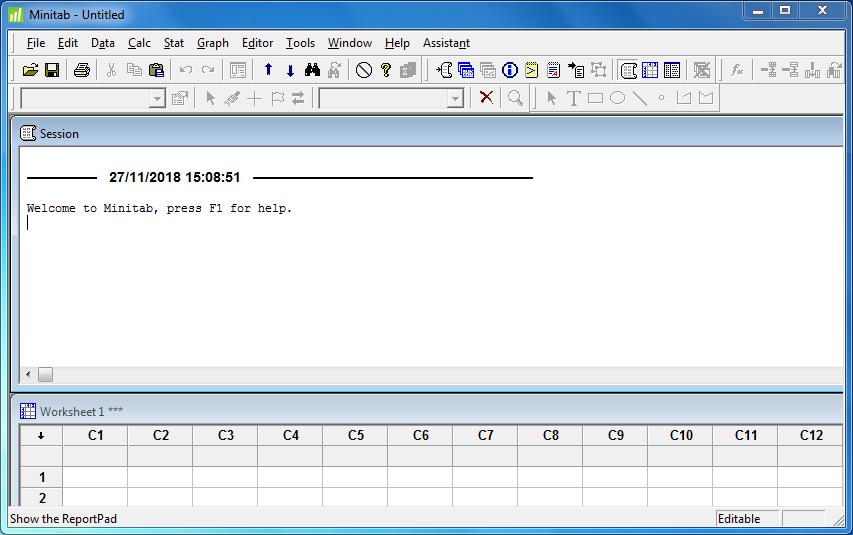 Tải phần mềm minitab, phần mềm thống kê