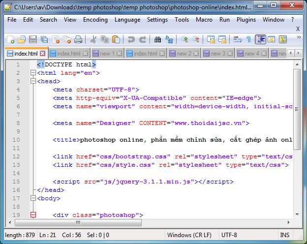 Phần mềm đọc file php
