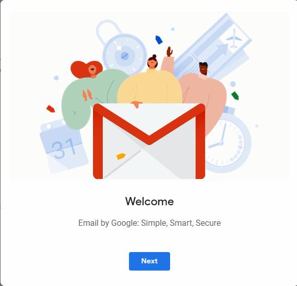 Cách đăng ký gmail không cần số điện thoại