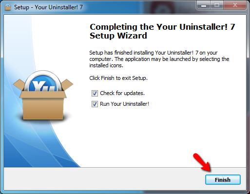 Hướng dẫn tải và cài đặt phần mềm your uninstaller