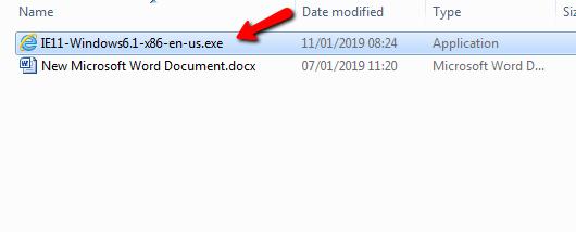 Hướng dẫn cài đặt internet explorer cho may tính