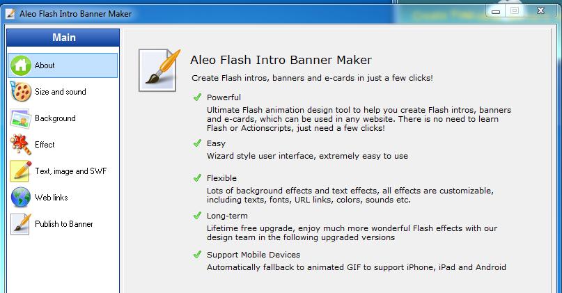 Phần mềm làm banner chuyên nghiệp đơn giản