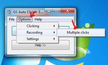 Cách sử dụng auto click, phần mềm tự động kích chuột