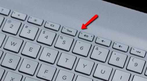 Cách bật đèn bàn phím laptop hp