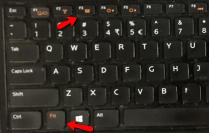 Tắt chuột cảm ứng trên laptop dell, Khóa chuột cảm ứng laptop dell