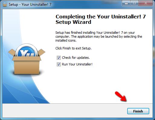 Tải và hướng dẫn cài đăt phần mềm Your Uninstaller
