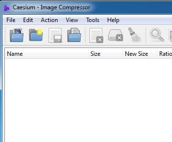 Tải phần mềm Caesium giảm dung lượng ảnh miễn phí